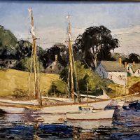 """Ken Gore """"Camden Harbor"""""""